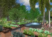 Asian Zen Garden & Animal Sanctuary with New Pool Build - Phoenix, AZ © LADiva Artistry Landscape Design Solutions 2018
